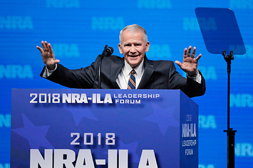 The Incoming NRA President Blamed Ritalin For Friday's School Shooting