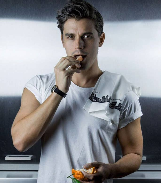1eb09ef9 You know Antoni from Queer Eye. Guac expert. John Mayer lookalike. Total  babe and master of thirst traps.