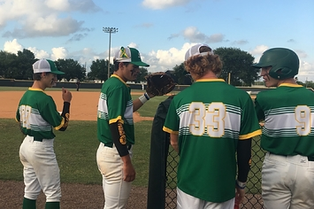 How One Town's Baseball Team Carried Its Hopes The Day After A School Shooting