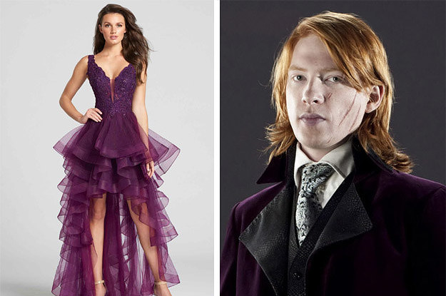 Plan Your Yule Ball Night And We Ll Tell You Who You Re Going With
