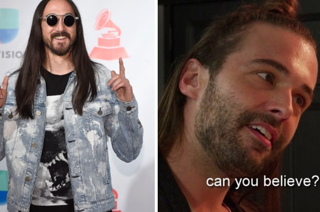 Here's Everything I Randomly Learned About Steve Aoki This