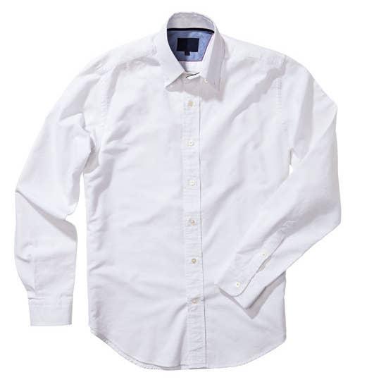 """""""Antes de ir a tu cita al salón de belleza, ponte una camisa de botones. ¡No tendrás que estirar la camisa para evitar correrte el maquillaje y arruinarte el peinado!"""".—ryleaw2"""