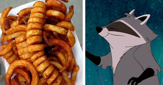 Your Food Preferences Will Reveal Which Underrated Disney Character You Are