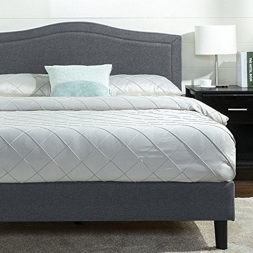 "Promising Review: ""It's beautiful, more than I expected. It looks like an expensive bed."" —Amazon CustomerPrice: $229 (available in sizes Full and Queen)."