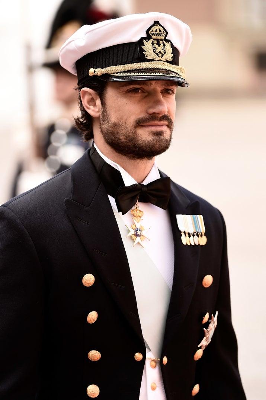 Prince Carl Philip > Swedish Fish