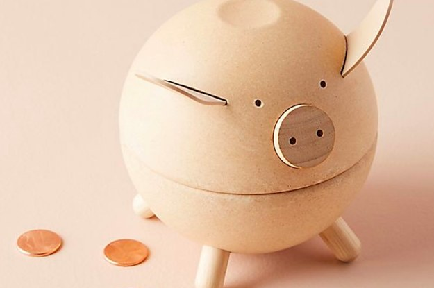 29 Piggy Banks That Ll Even Inspire Adults To Save Their Change