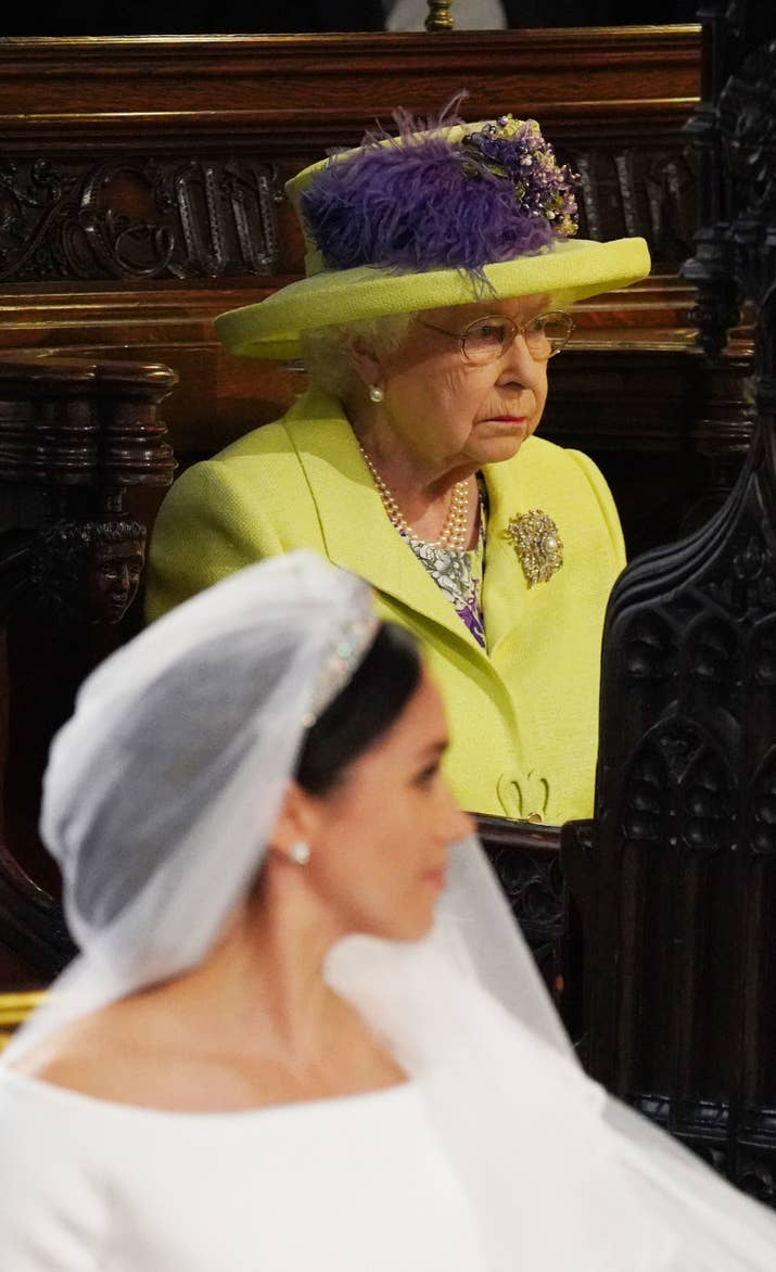 """When Meghan and the Queen are staying in the same place, she will have to wait until the Queen goes to bed before she can go to sleep. It is """"thought to be bad form."""""""