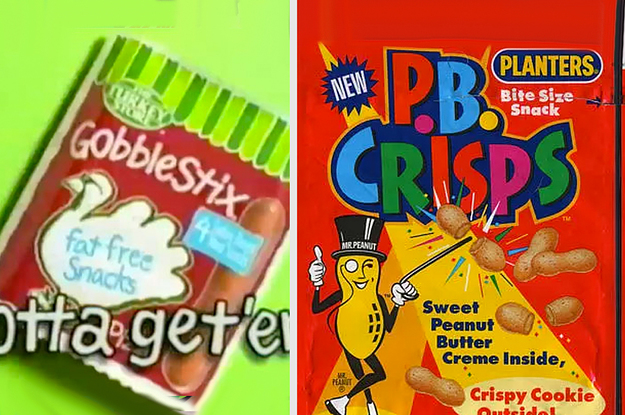 36 Snacks From Your Childhood You'd Forgotten...