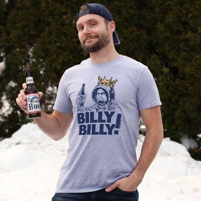 Billy Billy!