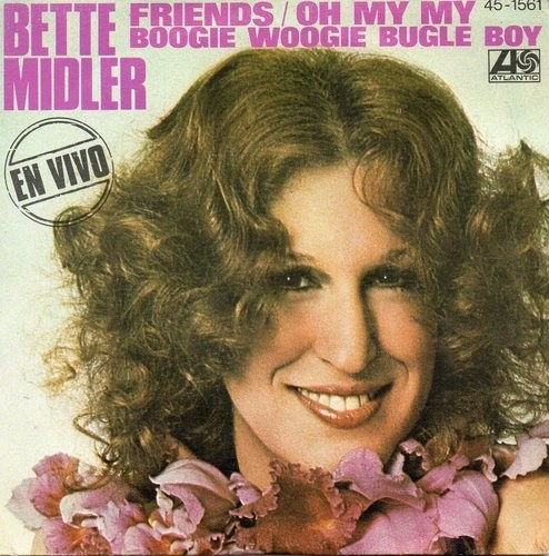 "What's Bette Midler's Connection To ""The Golden Girls"""