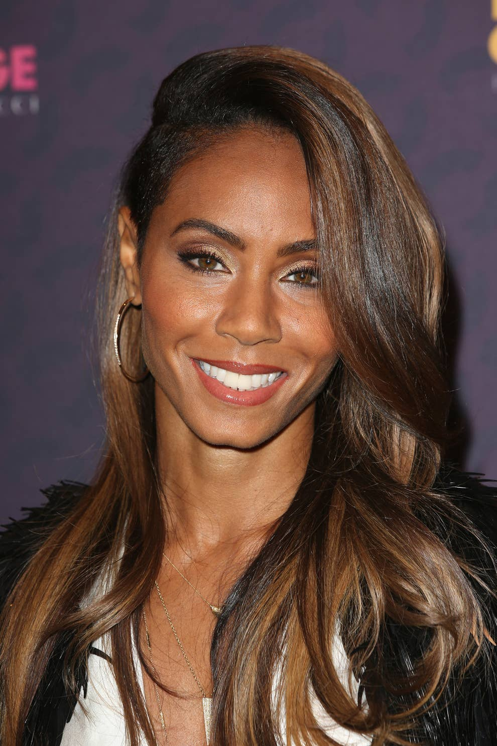 Jada Pinkett Smith Got Real About Losing Her Hair And How She Learned To Accept It