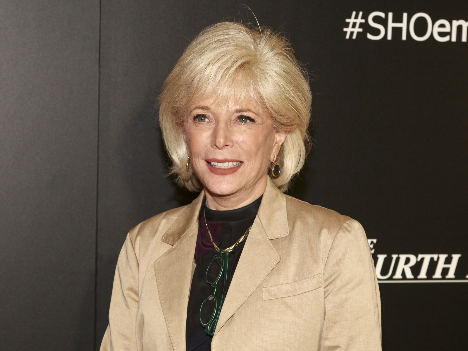 Stahl, who was speaking Tuesday at the Deadline Club — an annual journalist awards ceremony — told PBS  Newshour  that Trump explained the reasoning behind the constant attack line during off-camera comments before the 2016 interview. -  Lesley Stahl.