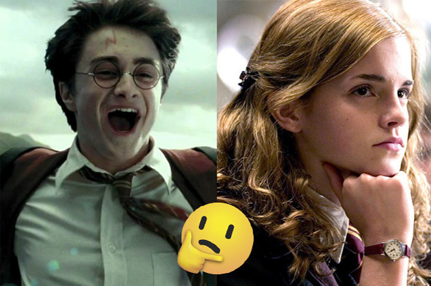 "Rate These ""Harry Potter"" Characters And We'll Reveal A Deep Truth About You"