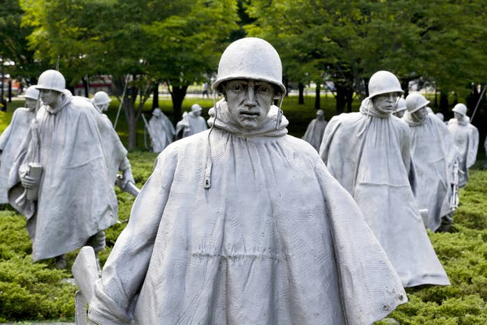 Dedicated to those who served and sacrificed during the Korean War.