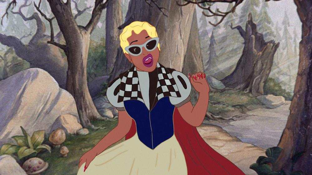 Cardi B Cartoon: Here Is Cardi B As Different Disney Princesses