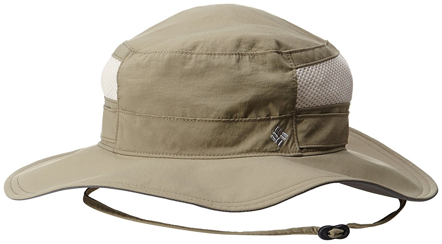 e57e7aef A moisture-wicking sun hat that, in addition to being great protection from  UV rays, is truly Peak Dad.