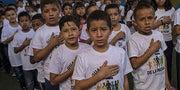 Conoce a los reclutas del Éjercito hondureño: vienen del patio de recreo