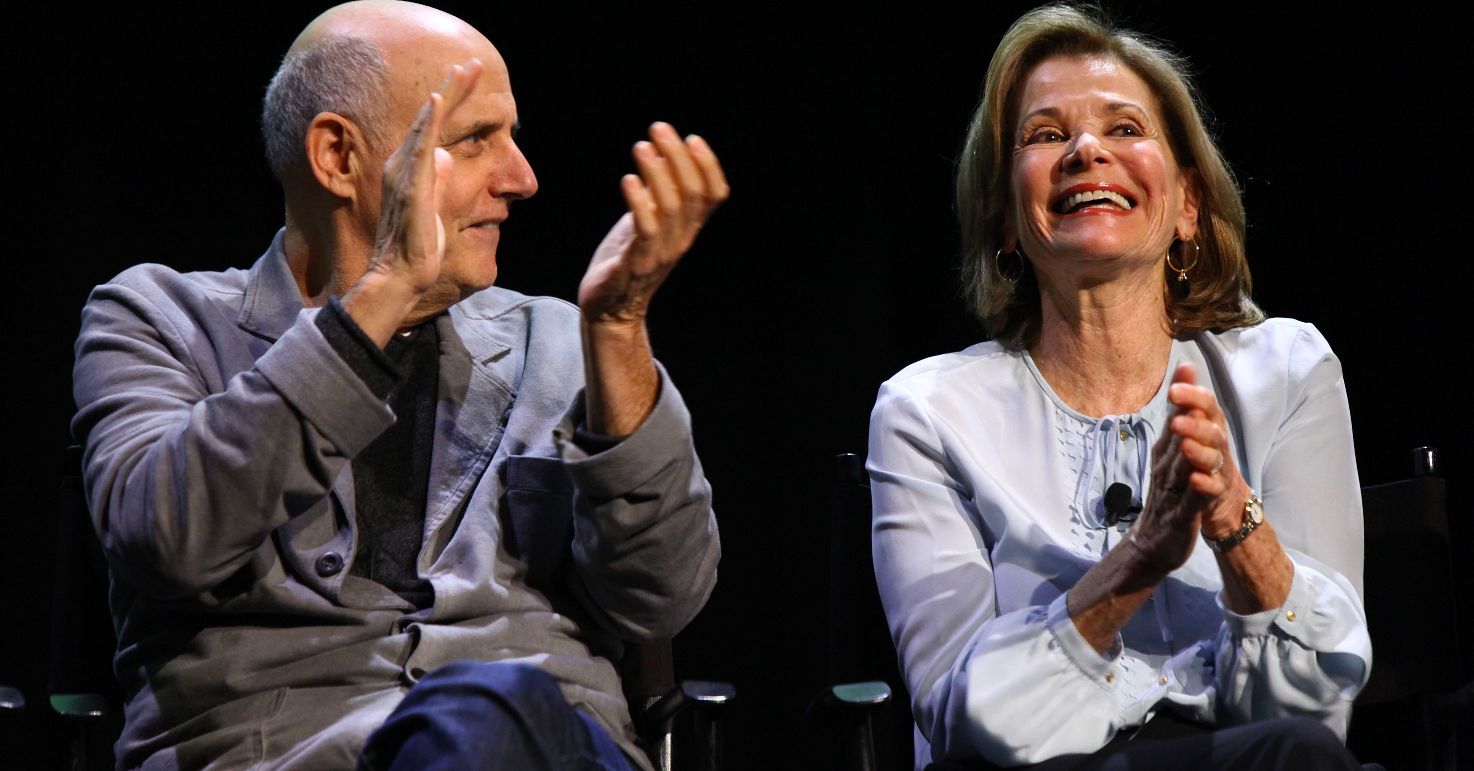 Jessica Walter Forgave Jeffrey Tambour For...