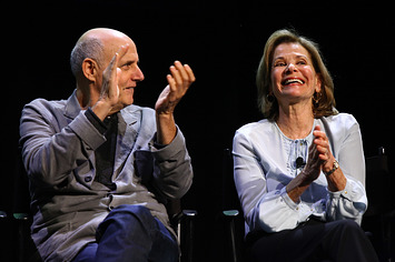 Jessica Walter Forgave Jeffrey Tambor For