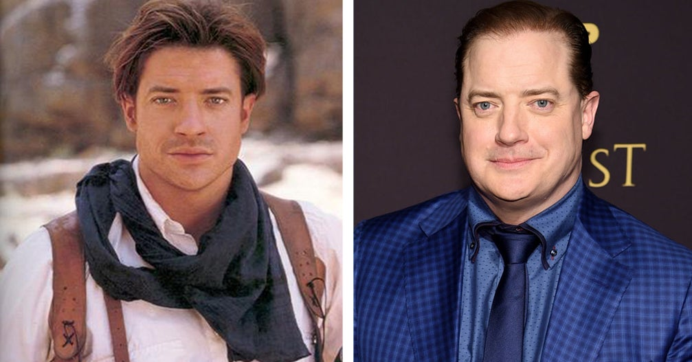 Heres What The Cast Of The Mummy Looks Like...