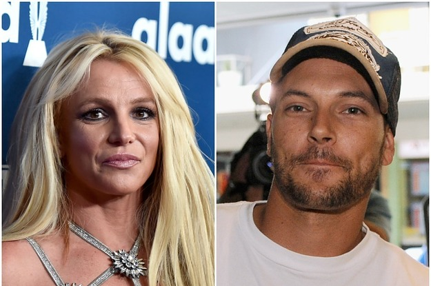 Kevin Federline Wants Britney Spears To Up His $20,000-A-Month Child Support