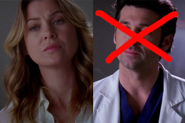 Greys anatomy mcdreamys wife sexual dysfunction