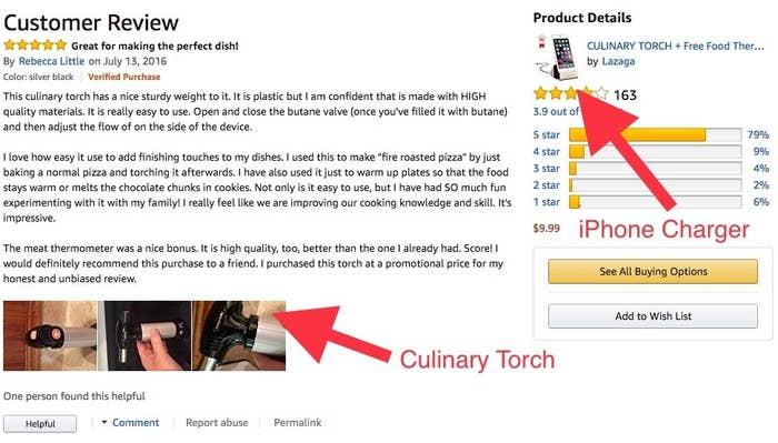 Here S Another Kind Of Review Fraud Happening On Amazon