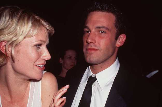 Gwyneth Paltrow Considers Her Relationship With Ben Affleck A Life Lesson