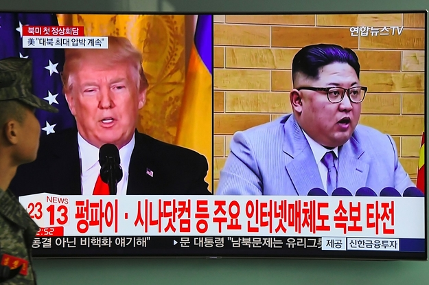North Korea Says It's Still Willing To Meet With The US Despite Trump's Decision To Cancel The Summit