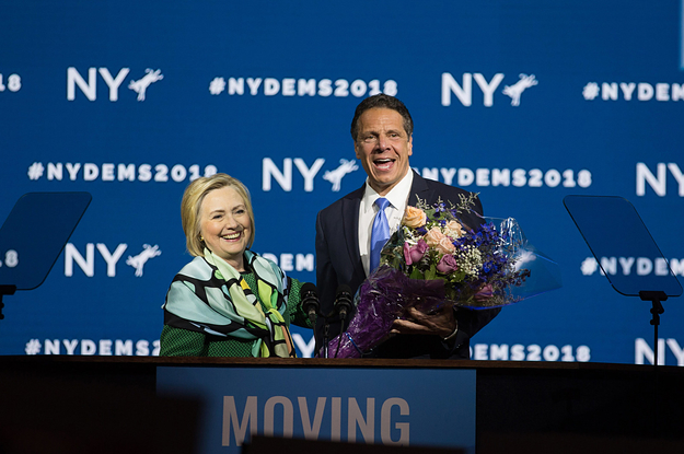 Andrew Cuomo And The Working Families Party Battle Over Whos The Real Progressive