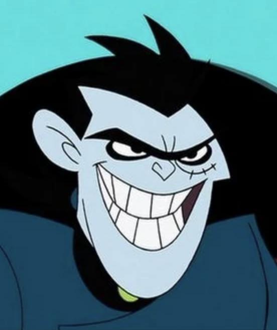 Todd Stashwick as the villain Drakken