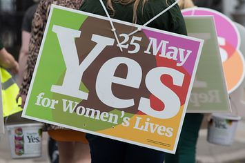 Ireland Has Made History And Voted To Repeal The Eighth Amendment