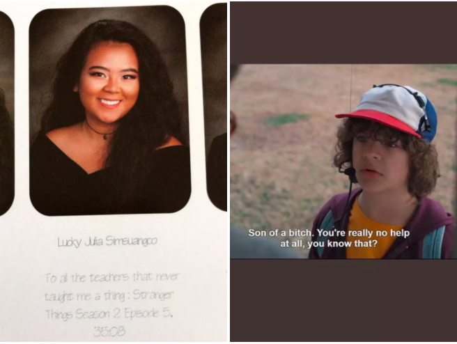 Just 16 Creative Yearbook Quotes That Are Funny, But Also True