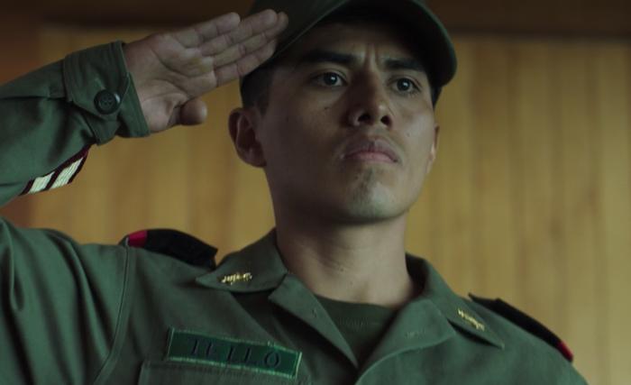 Grado militar.