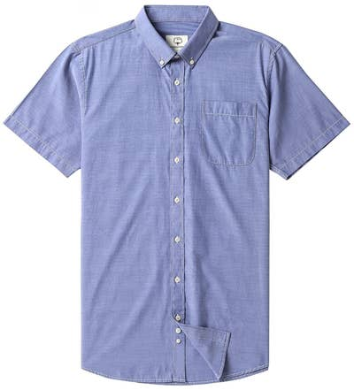 a1dcfc7ba68 A comfy 100% cotton shirt he ll wear all summer long. amazon.com
