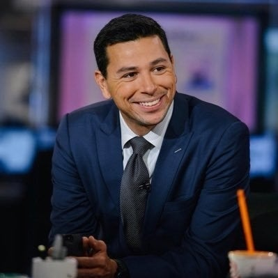 Ayman co-hosts Morning Joe First Look Monday through Friday and hosts The Breakdown on Sundays.