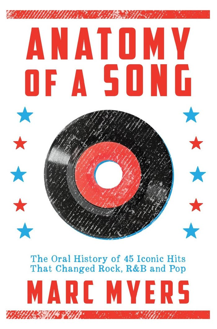 The cover of Anatomy of a Song