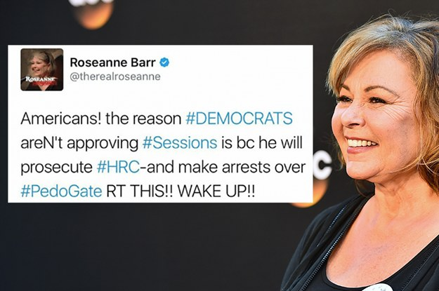 Here Are Some Roseanne Barr Tweets That Existed Before ABC Greenlighted Her Show