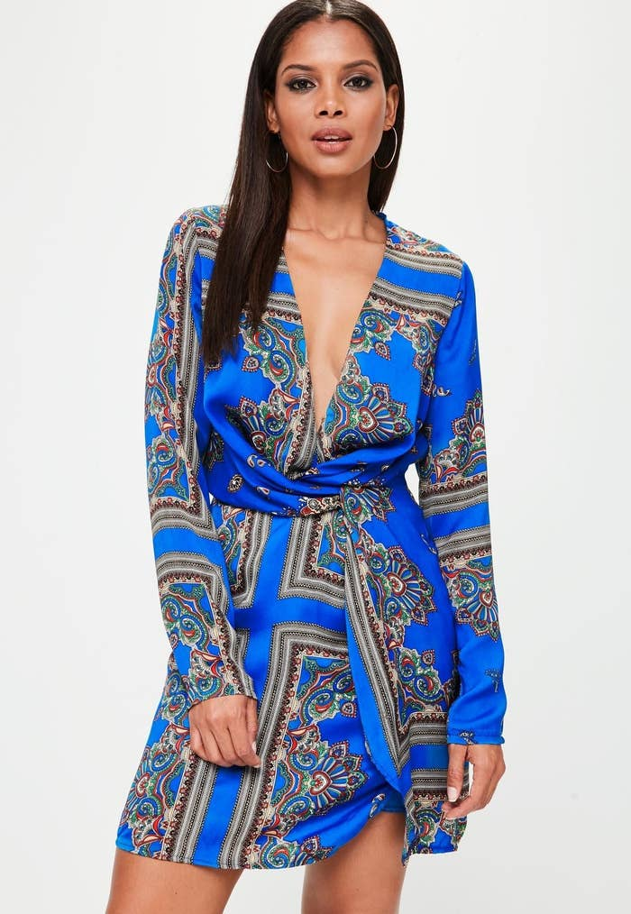 39176765a91 37 Spring Dresses That Are Actually Made For Tall People