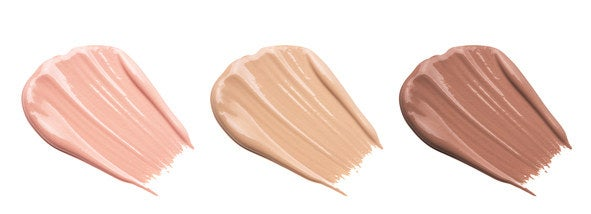 Your undertones and your skin tone are two different things, but your undertones will predicate the warmth of your foundation. The three undertone categories are cool, neutral, and warm. People with cool undertones look good in silver jewelry, and their skin has a pink, red, or blue hue.Neutral undertones can be a bit trickier because your skin is neither warm nor cool. A quick way to see if you possibly have neutral undertones is to see if both gold and silver jewelry look good on you.And finally, people with warm undertones look good in gold, and their skin has a yellow, gold, or peach tone to it.