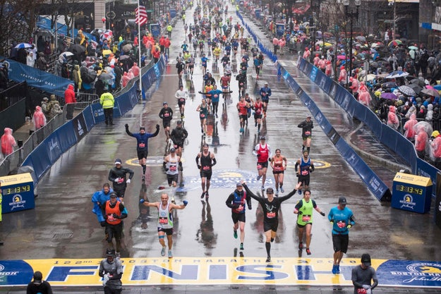 Top Women Runners At The Boston Marathon Are Getting Prize Money After All