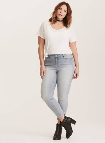 7601a5ba68 5. Torrid lists out the exact measurements of each piece of clothing