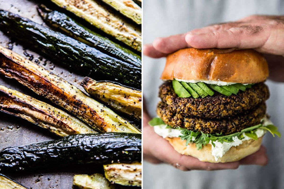15 Meat Free Burger Recipes That You Re Going To Want To Try This Weekend