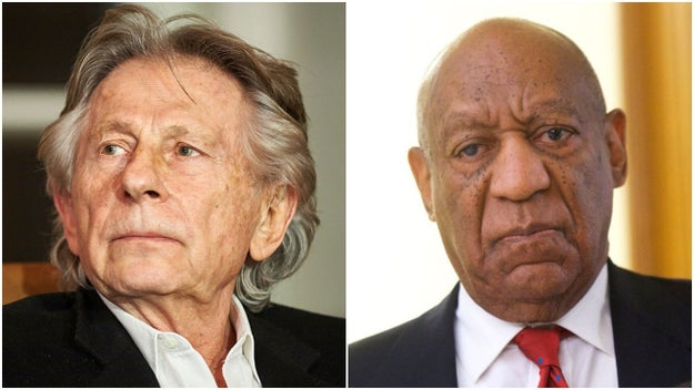 Bill Cosby And Roman Polanski Have Been Expelled From The Academy Of Motion Picture Arts And Sciences