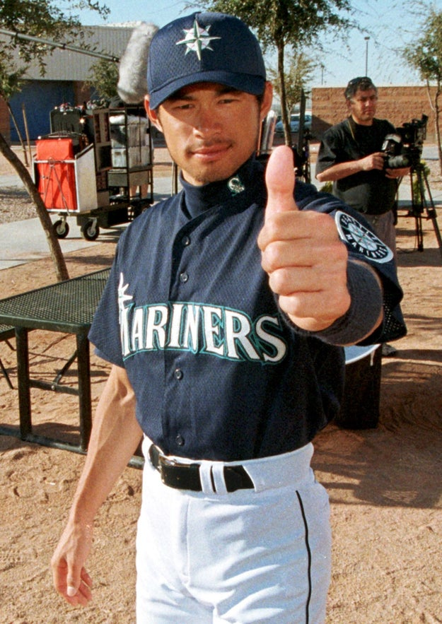 But Ichiro's impact went far beyond his stats and accomplishments, so lets take a moment to appreciate some moments and stories you may not know about Ichiro's career that helped write his endearing legacy.