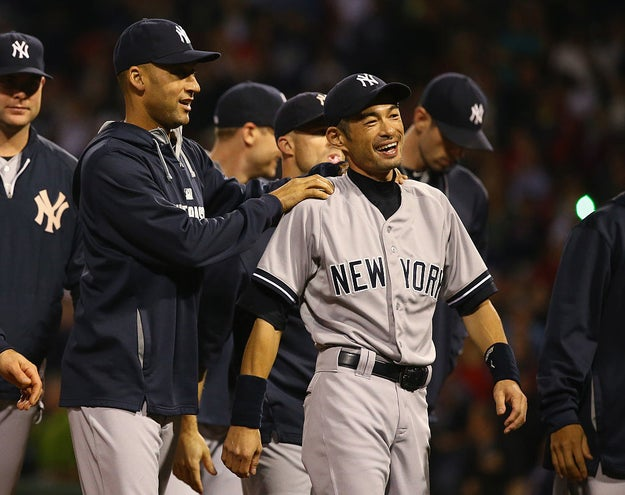 """Ichiro was a once-in-a-lifetime player who transcended the game, and as his former teammate Derek Jeter said """"we probably won't see anyone like him again."""""""