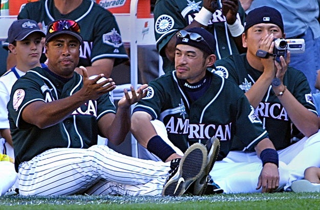 Despite the language barrier Ichiro was known for giving legendary excessively vulgar pregame speeches at the All-Star game.
