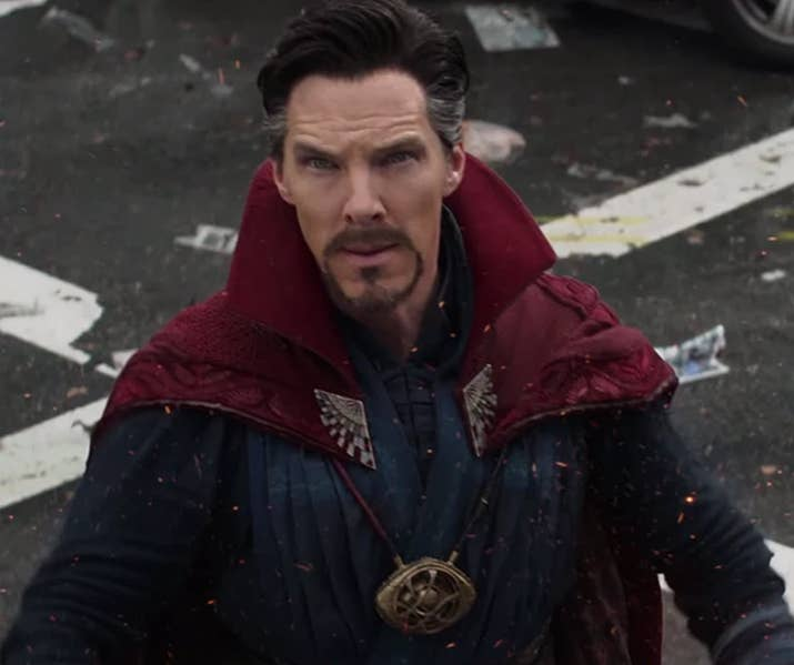 Crystal: Doctor Strange seems like he'd be kind of annoying? Like, can you imagine going on a date with him and he spends half the time just trying to foresee all the possible outcomes of the date, and which one would lead to him getting laid? IDK! That being said, I do find him kind of attractive, so…it's not a total loss? 7/10Jenna: I'm sorry, but I don't have much time for Doctor Strange. At all. He's got the arrogance and ridiculous facial hair of Tony Stark, but with none of the charm. It doesn't help that I find his outfit ridiculous, and his movie incredibly boring. He was tolerable in Infinity War, but I don't know, I'm not a fan. 1/10Thirst level: 4/10