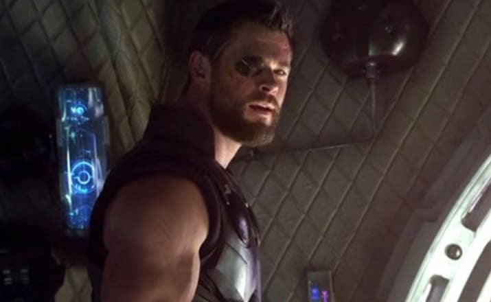 Crystal: Let me just start by saying I have eyes and they work. Thus, I can say without doubt that Thor is fucking hot. The god of thunder could take me down under ANY. DAMN. DAY. Oh, and Thor is funny AF (even if he doesn't mean to be). This is literally the perfect combination. 10/10Jenna: I was never into Chris Hemsworth until he started playing Thor. Which is a good indication of just how hot I find Thor, because some might say I'm a bit obsessed with Hemsworth now. AND HE'S ONLY GOTTEN HOTTER WITH EACH MOVIE! He can ragna my rok ANY TIME. Preferably all the time. Forever. 10/10Thirst level: 10/10