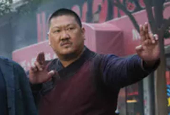 Crystal: Wong is adorable, smart, and has MAGICAL POWERS, but the guy is WAY TOO SERIOUS. I need a little more humour in my life. Although points for some excellent choice in music (ahem, Beyoncé). 5/10Jenna: Wong is the most appealing part of any Doctor Strange-related plot tbh. But he seems kind of married to his job. Do those wizards even have sex? 3/10Thirst level: 4/10
